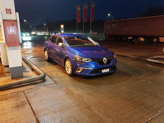 My road trip from switzerland to netherland. I love deutsche Autobahn !