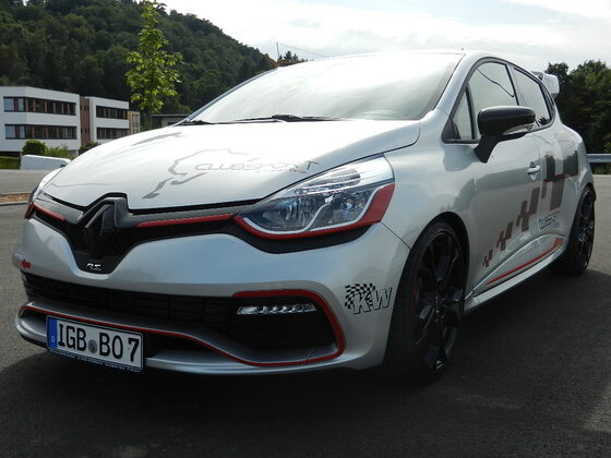 Renault Clio 4 RS Clubsport by Autohaus Bender
