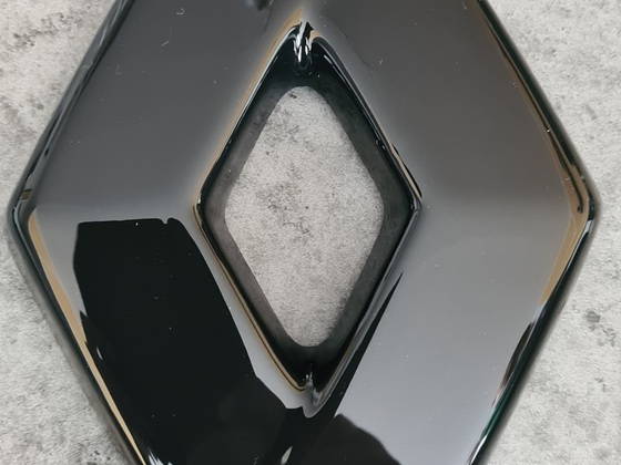 Rhombe schwarz
